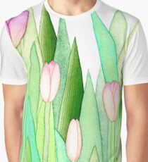 TULPEN ROSA Graphic T-Shirt