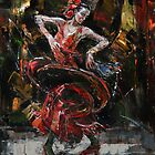 Flamenco II by Stefano Popovski