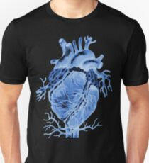 X-rays of heart Unisex T-Shirt