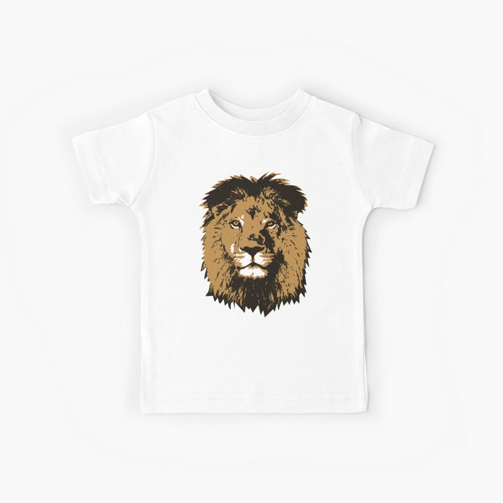 Löwe Kinder T-Shirt