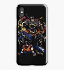 Anime Hero iPhone Case