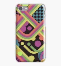 Multi-Color Geometric Fantasy iPhone Case/Skin