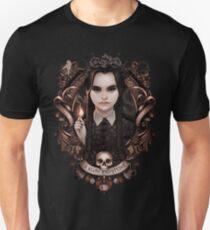Wednesday Addams, I Hate Everything T-Shirt