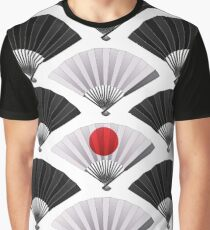 Japanese hand fans Graphic T-Shirt