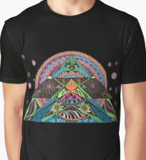 Meandering Graphic T-Shirt