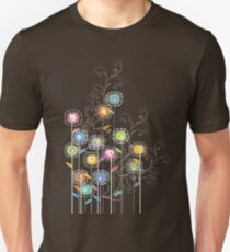 My Groovy Flower Garden Grows II Unisex T-Shirt