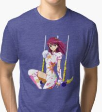 sora kaleido star Tri-blend T-Shirt