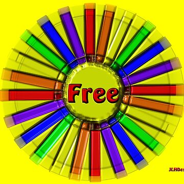 Free To Be Me by JLHDesign