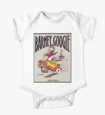 BARNEY GOOGLE; Vintage Comic Cartoon Character Print Kids Clothes