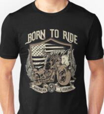 BORN TO RIDE Goodies Unisex T-Shirt