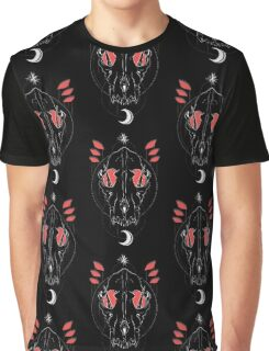 Dread Wolf Take You Graphic T-Shirt