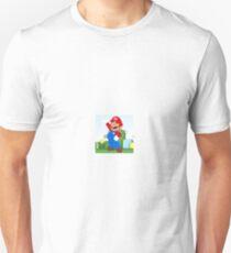 Mario Mania Unisex T-Shirt