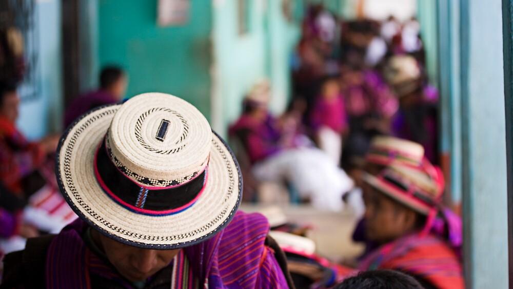 Straw Hats- Guatemala by morealtitude