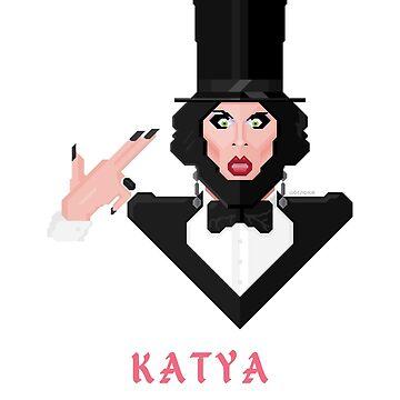 katya zamolodchikova by raysand