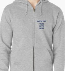 Titres DPCH MD Zipped Hoodie