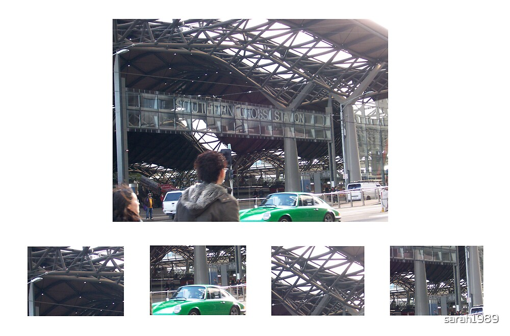 Southern Cross Station Melbourne Victoria by sarah1989