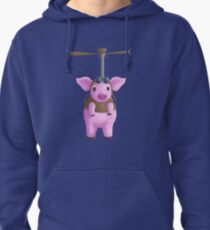 When Pigs Fly Pullover Hoodie