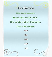 Ever Reaching Poster