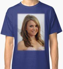 Natalie Portman oil paint Classic T-Shirt