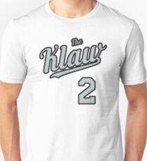 The Klaw retro Script 3 Unisex T-Shirt