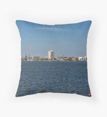 CITY OF CHARLESTON Throw Pillow
