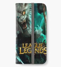 Reager League of legends iPhone Wallet
