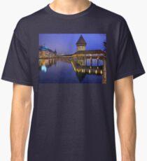 The Kapellbrücke- Lucerne, Switzerland Classic T-Shirt