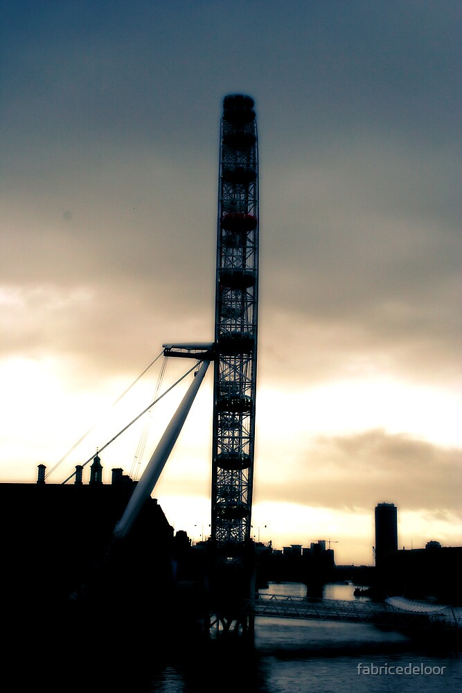 The big wheel from the side by fabricedeloor