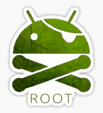 Root Android Sticker