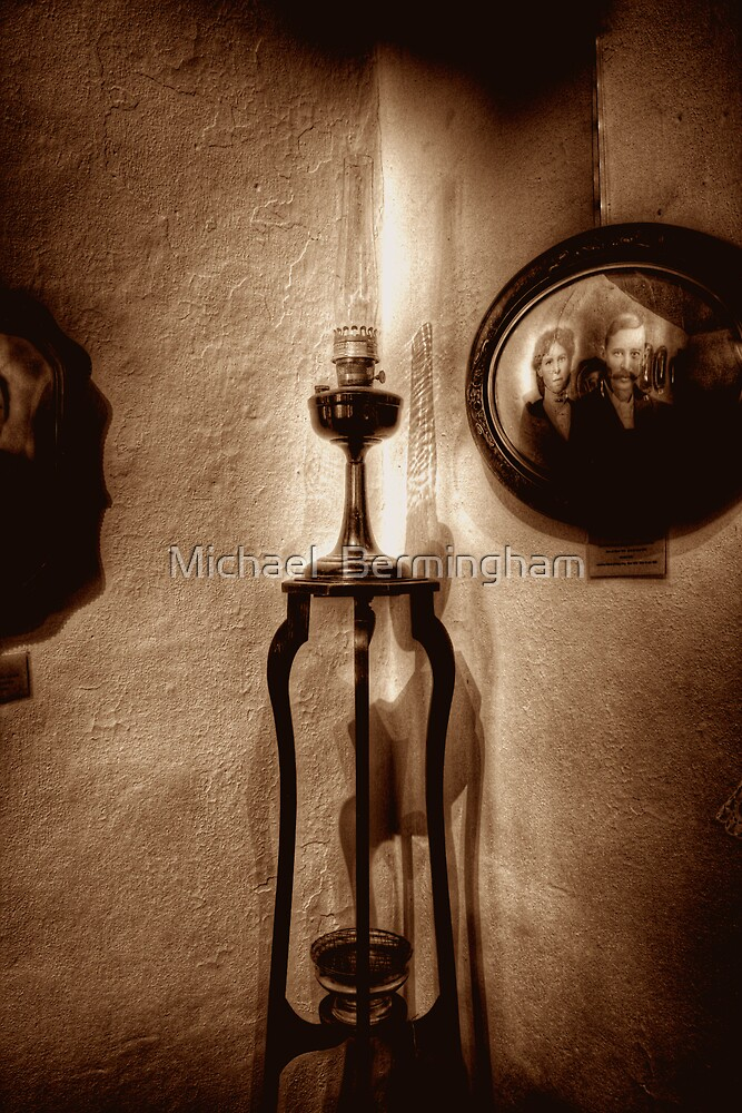 May it be a light for you in dark places, When all other lights go out... by Michael  Bermingham