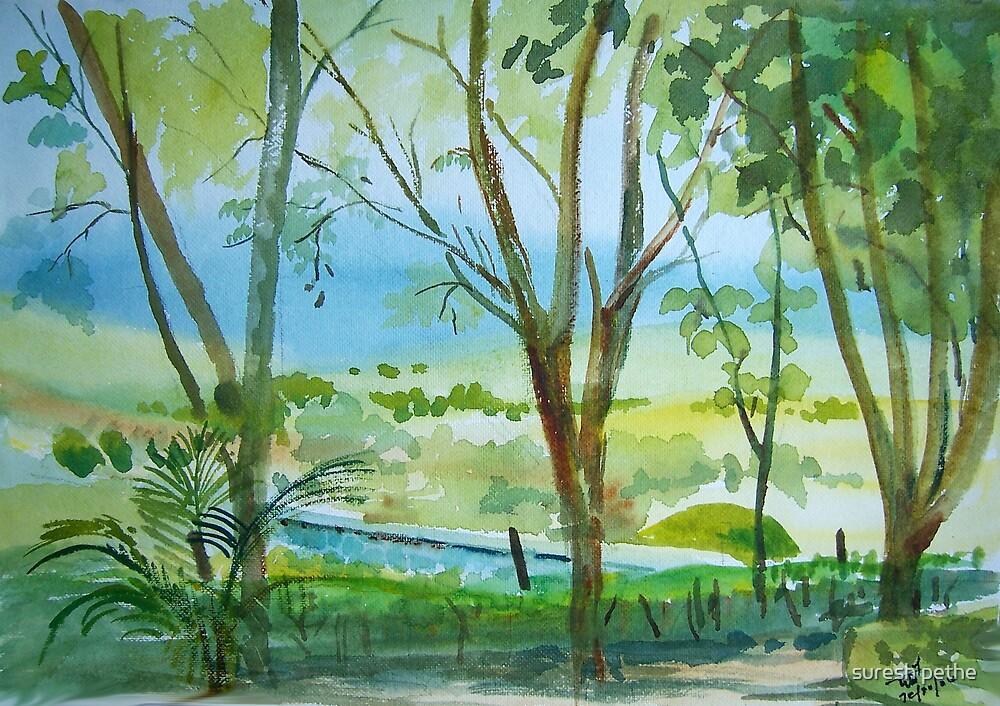 greenery by suresh pethe