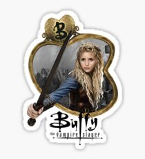 Buffy Sticker