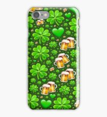 Irish Shamrock iPhone Case/Skin