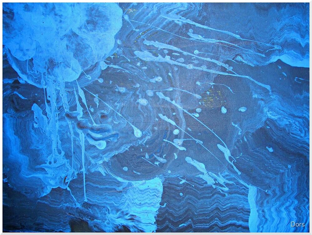 Blue Battle by Dors