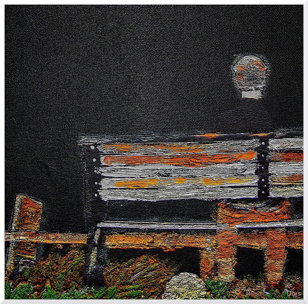 Night Bench by Dors