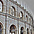 Puy du Fou Colosseum France by DES PALMER