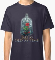 Beauty And The Beast Classic T-Shirt