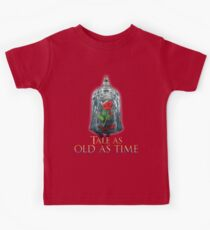 Beauty And The Beast Kids Tee