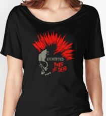 Punks not dead - The exploited Women's Relaxed Fit T-Shirt