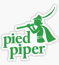 The Pied Piper Sticker