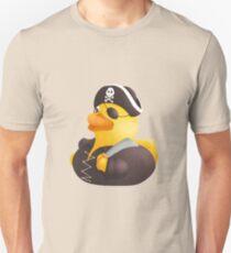 Pirate Rubber Duck Unisex T-Shirt