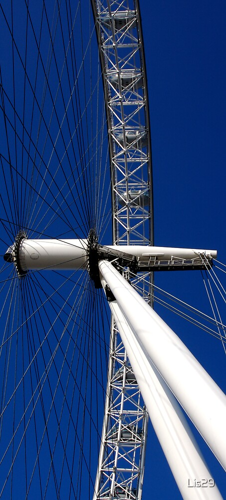 London Eye by Lis29