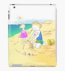 LET´S GO TO THE BEACH, KIDS! · ¡VAMOS A LA PLAYA, NIÑOS!  Vinilo o funda para iPad