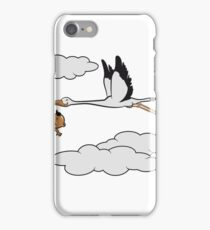 storch baby  iPhone Case/Skin