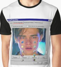 Leo Graphic T-Shirt