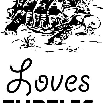LOVES TURTLES by xander666