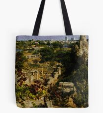 Ruins of a Time Past Tote Bag