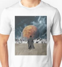 Out of the past & into the future Unisex T-Shirt