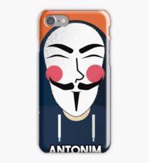 Antonymous iPhone Case/Skin