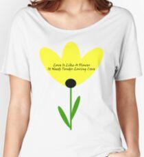 Tender Loving Care Women's Relaxed Fit T-Shirt
